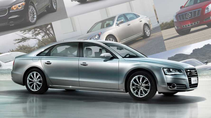 10 Comfortable Luxury Sedans Under $10,000