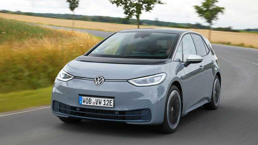 Volkswagen ID.3 (2020)  teste - movimento