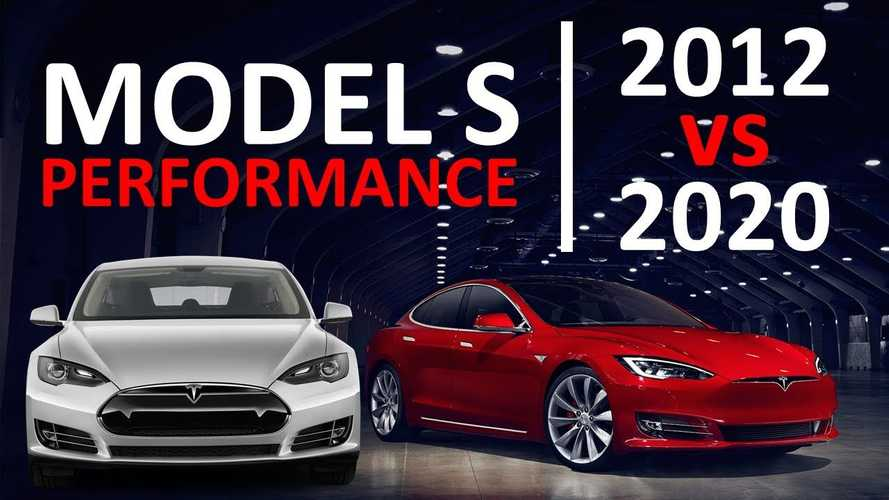 2012 Tesla Model S Vs. 2020 Model S: How Much Has It Improved?