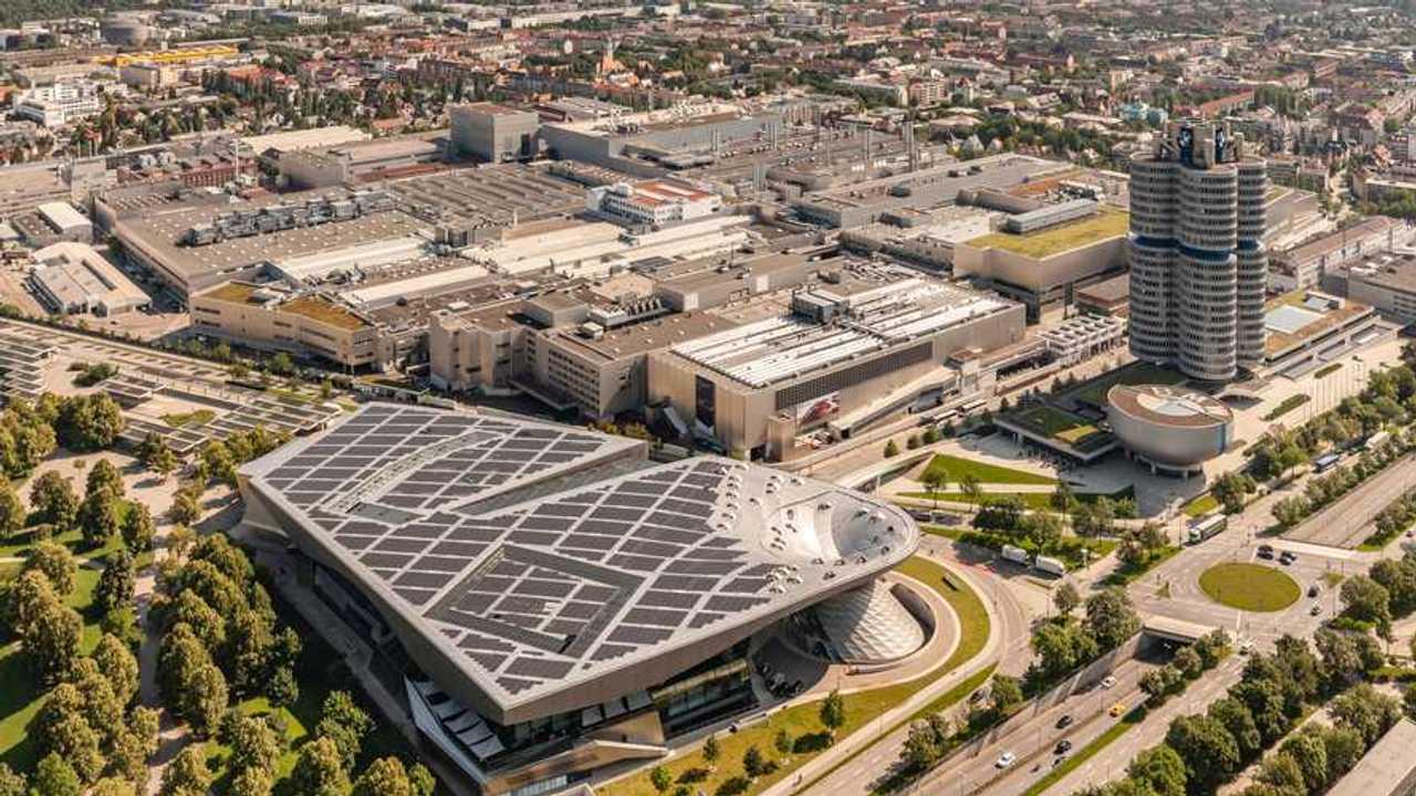 BMW Group plant Munich