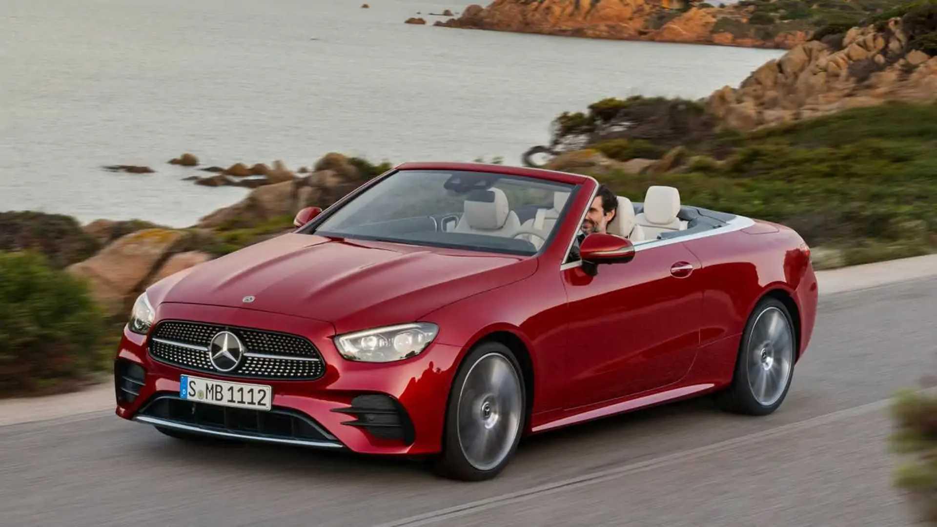 Mercedes-Benz Clase E Restyling (2020) 104