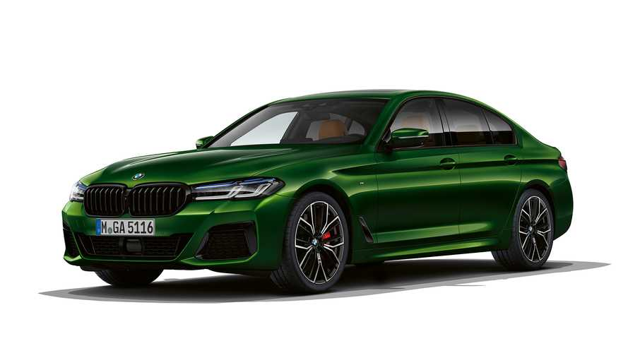BMW M550i saloon will come to the UK, priced at £67,595