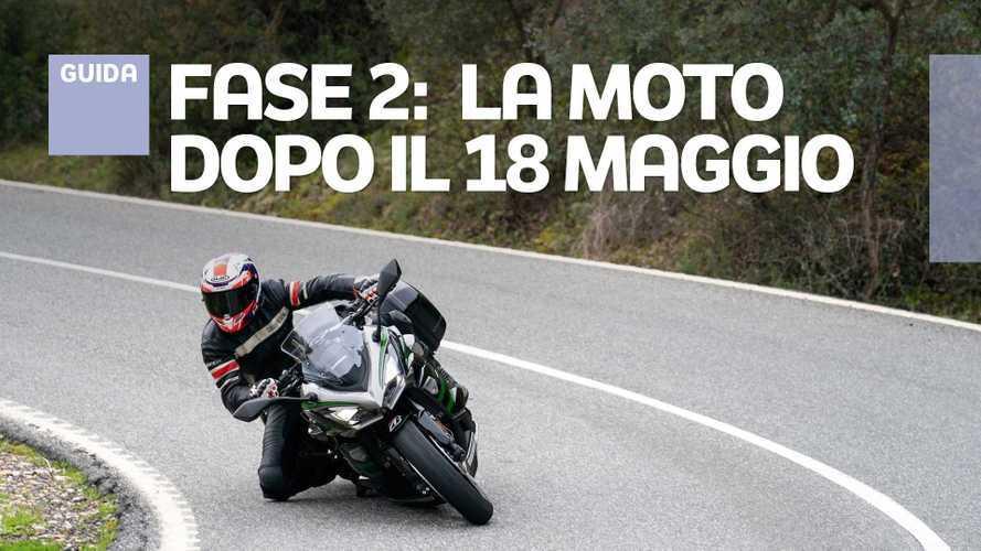Fase 2: come muoversi (in moto e non solo) da lunedì 18 maggio
