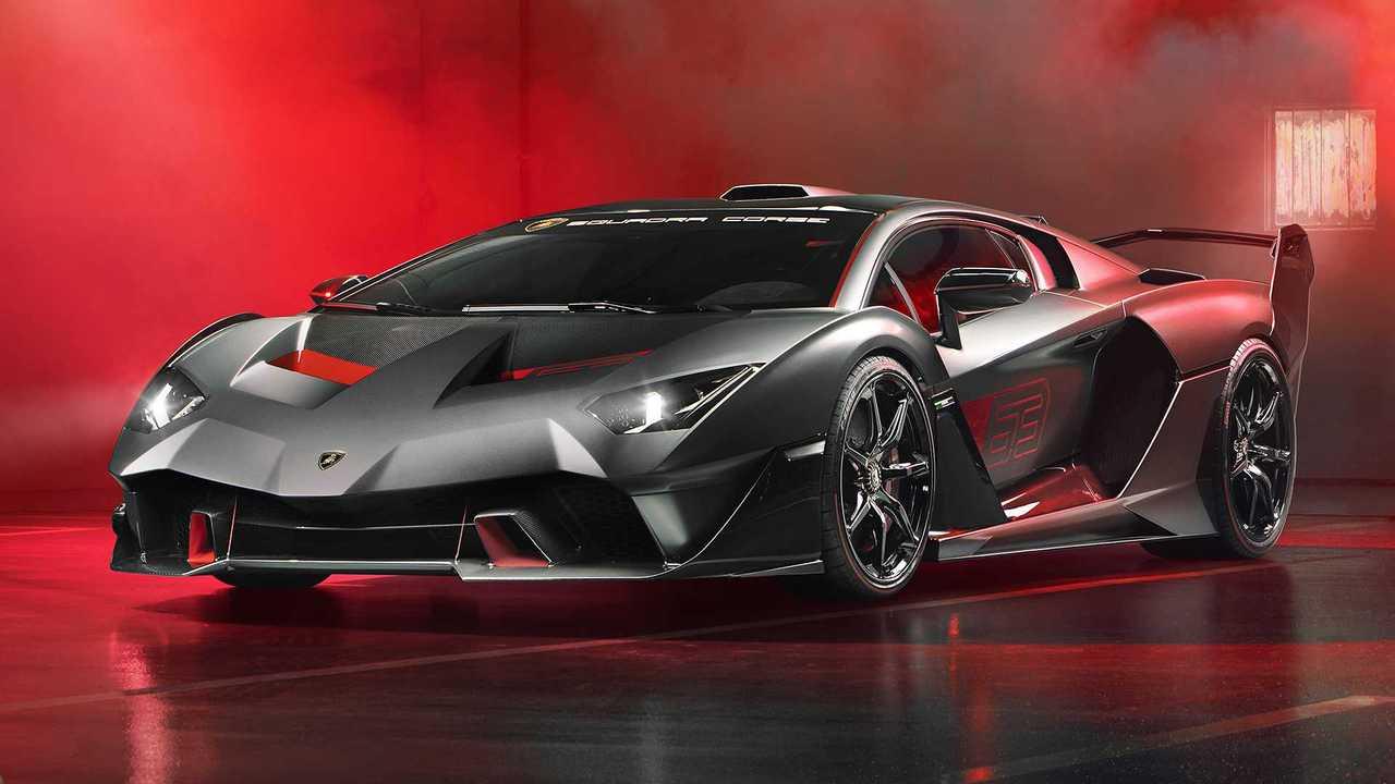 Lamborghini SC18 Alston (2018) – 6,4 миллиона евро