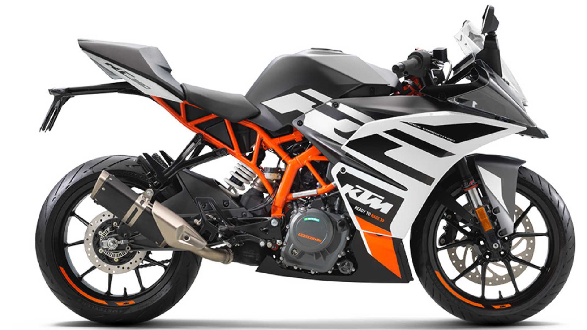 Leaked Photos Show A More Mature KTM RC 390