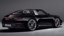 Porsche 911 Targa 4 und Targa 4S (2020)