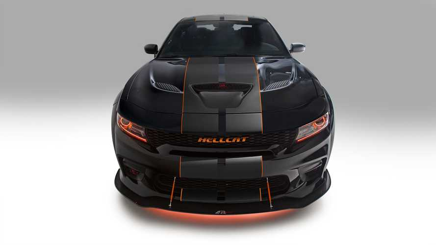 1,000-HP Dodge Charger Hellcat Widebody Can Be Yours, Plus $20,000 Cash