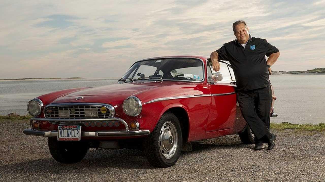 Volvo P1800 (1966) - Plus de 5,0 millions de kilomètres