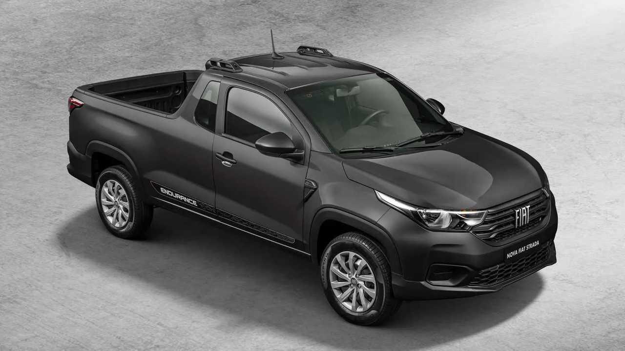 Fiat Strada Endurance Cabine Plus 1.4 2021