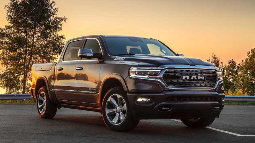 RAM terá picape elétrica, mas não tão rápido quanto Ford e GM