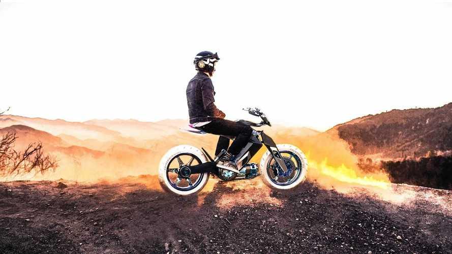 Yamaha lavora alla moto che non cade