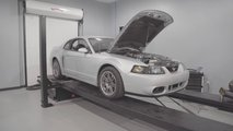 2003 Ford Mustang Cobra Dyno Video