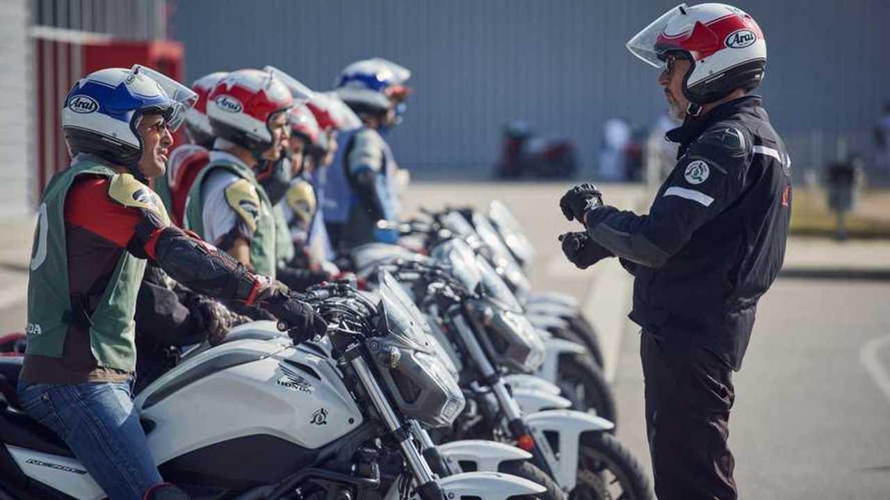 ACEM premia al Instituto de Seguridad de Honda España