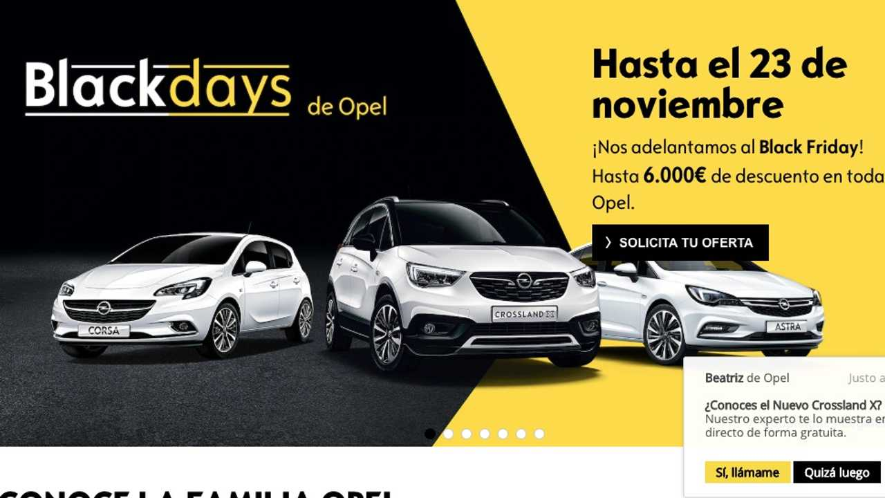 Black Days de Opel