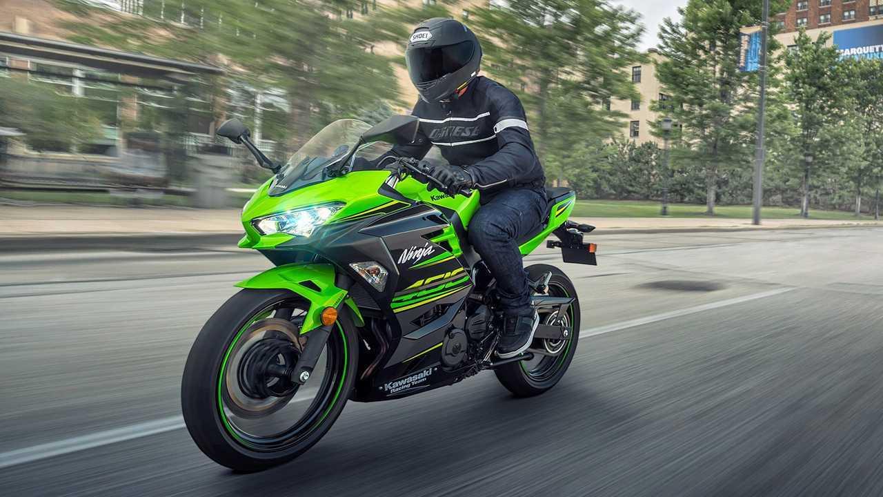 Sportbike: Kawasaki Ninja 400