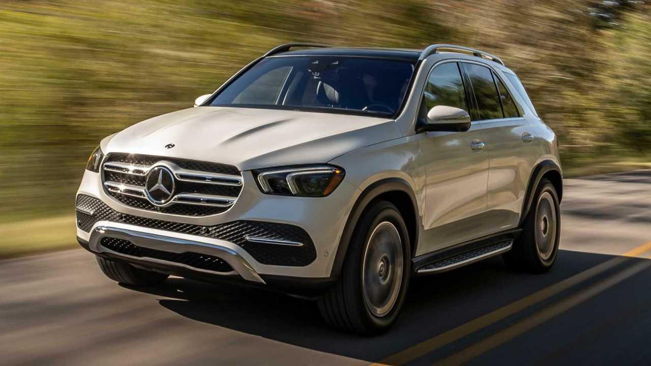 2019 Mercedes-Benz GLE-Serisi: İlk Sürüş