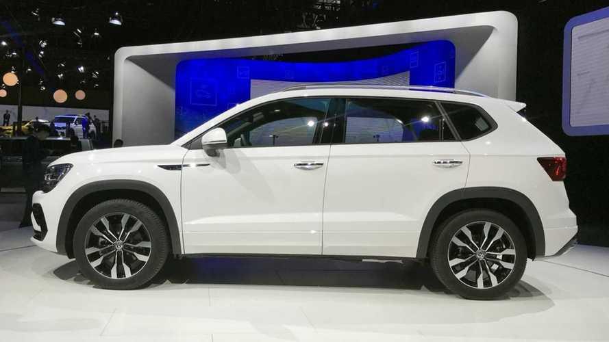 Em breve no Brasil, Volkswagen Tarek terá versão 100% elétrica