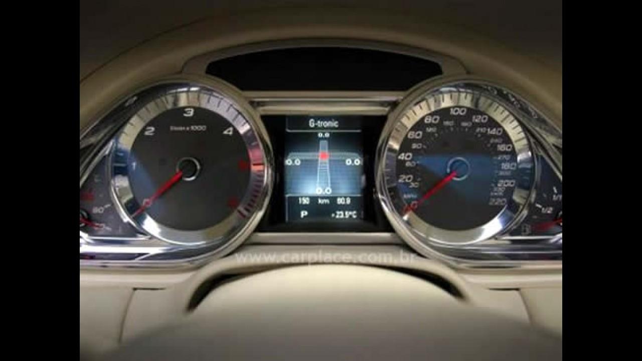 Audi Q7 4.2 TDI preparado pela B&B traz rodas de 23