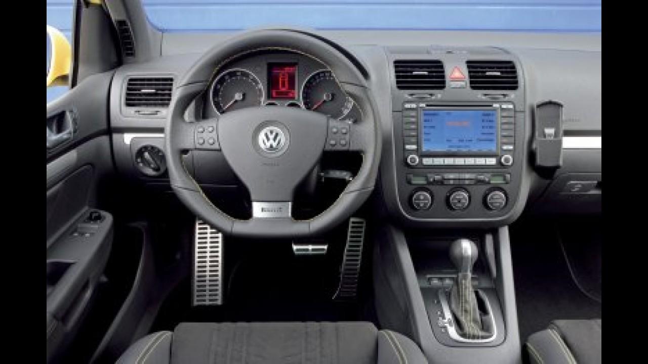 VW Golf GTI Pirelli é apresentado na Europa
