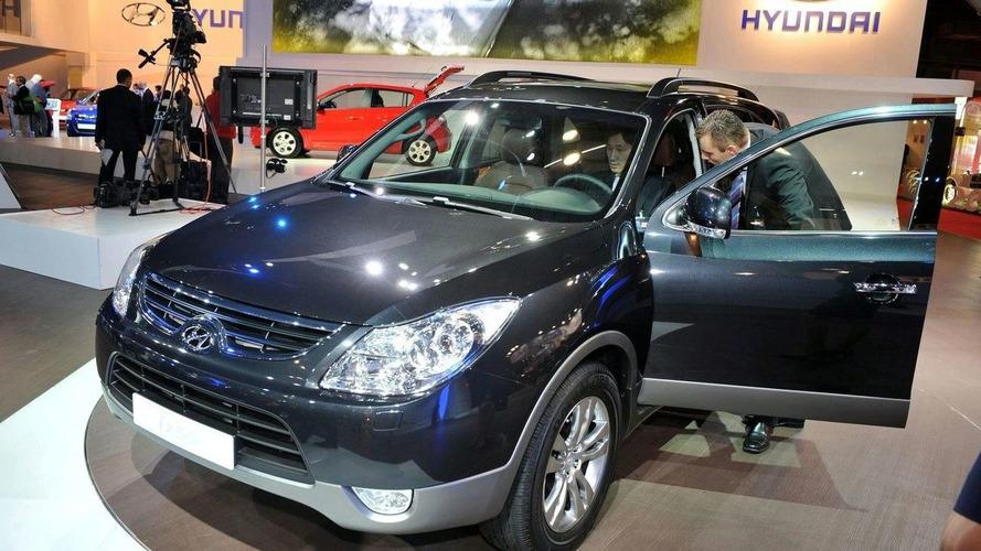 Hyundai ix55 Debuts in Paris