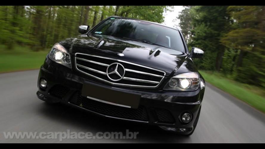 Mercedes-Benz C63 AMG V8 chega a 555cv com preparação da Edo Competition - Veja fotos