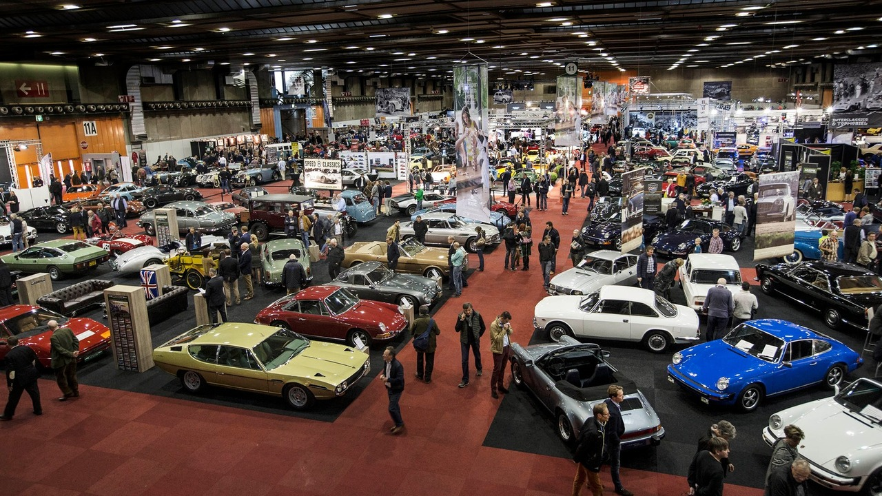InterClassics Brussels 2016