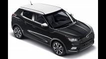 Tivoli SUV'un convertible modeli geliyor