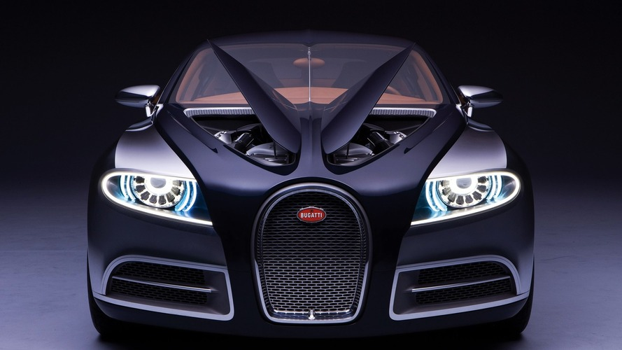 Bugatti quiere un eléctrico de cuatro plazas, más barato que el Chiron