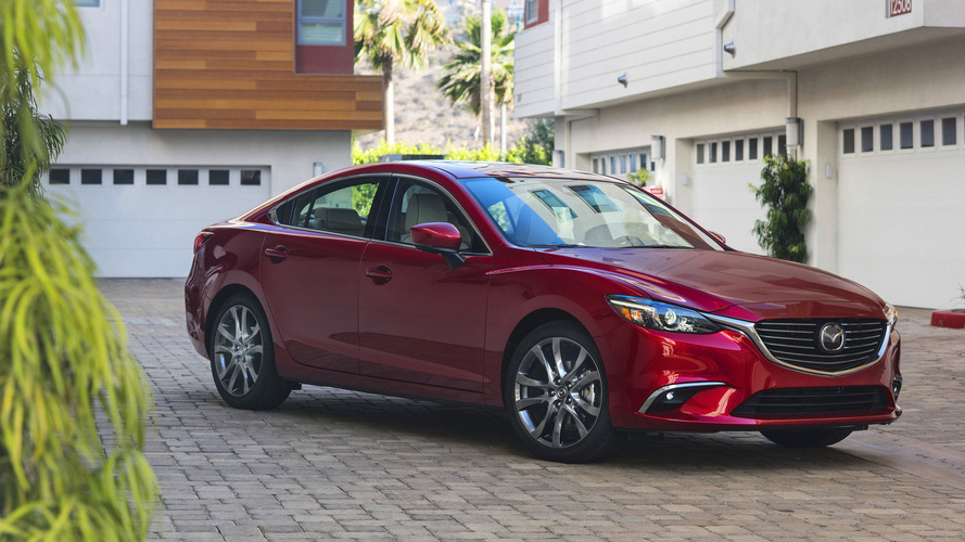 Future Mazda6, Upcoming RX Rumored To Share RWD Platform