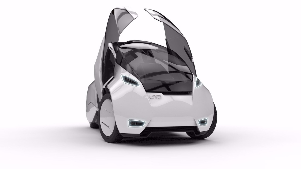 Uniti three-wheeler EV