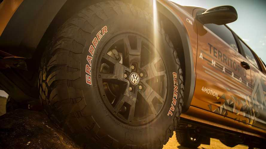 General Tires lança os novos pneus Grabber X3 e AT3 para uso off-road