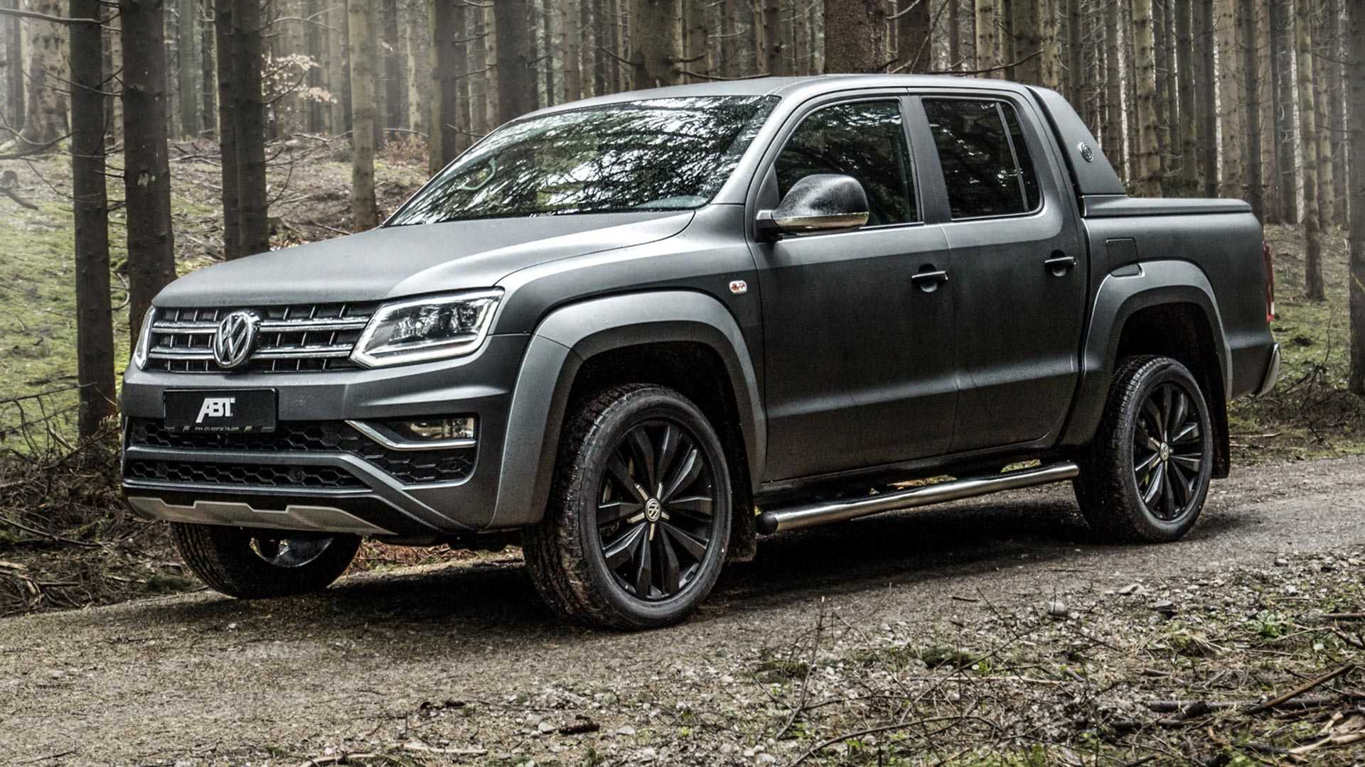 V6 Volkswagen Amarok OFF ROAD Performance power increase module