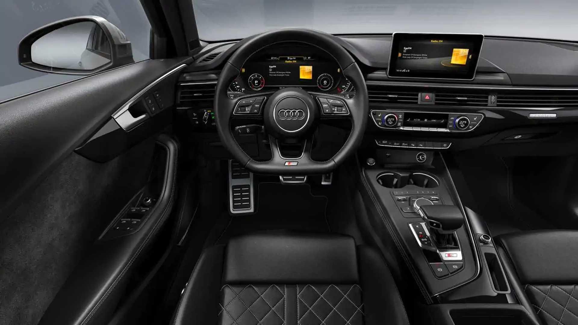 Audi сделала для Европы S4 с дизельным V6