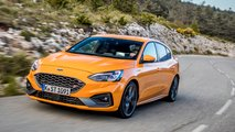 Ford Focus ST (2019) test