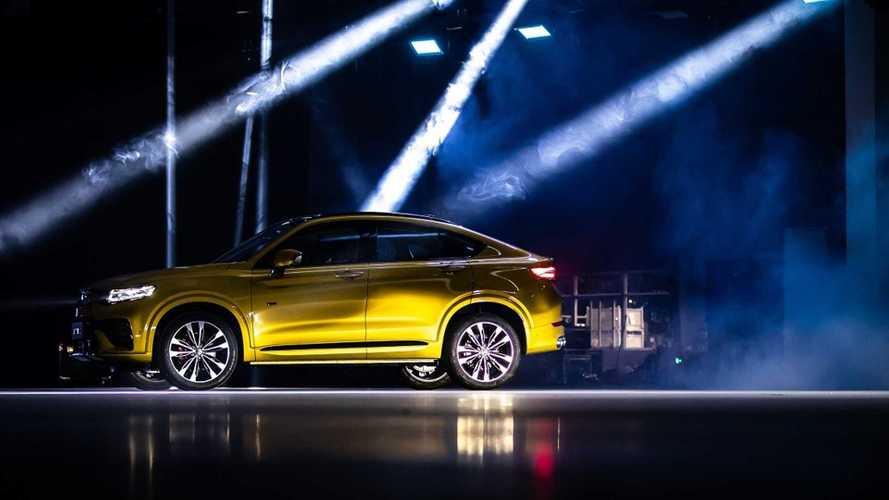 ¿Comprarías el Geely Xing Yue, un SUV coupé barato, por 17.500 euros?