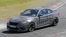 bmw m2 new spy photos