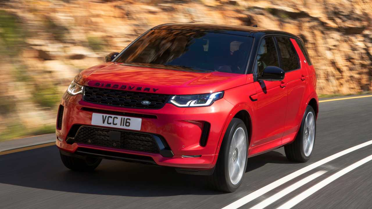 Range Rover Sport For Sale >> Facelifted Land Rover Discovery Sport debuts mild-hybrid engine
