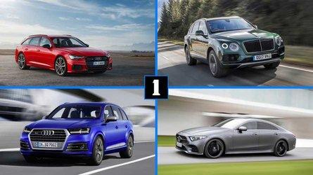 DIAPORAMA - Les dix modèles diesel les plus puissants