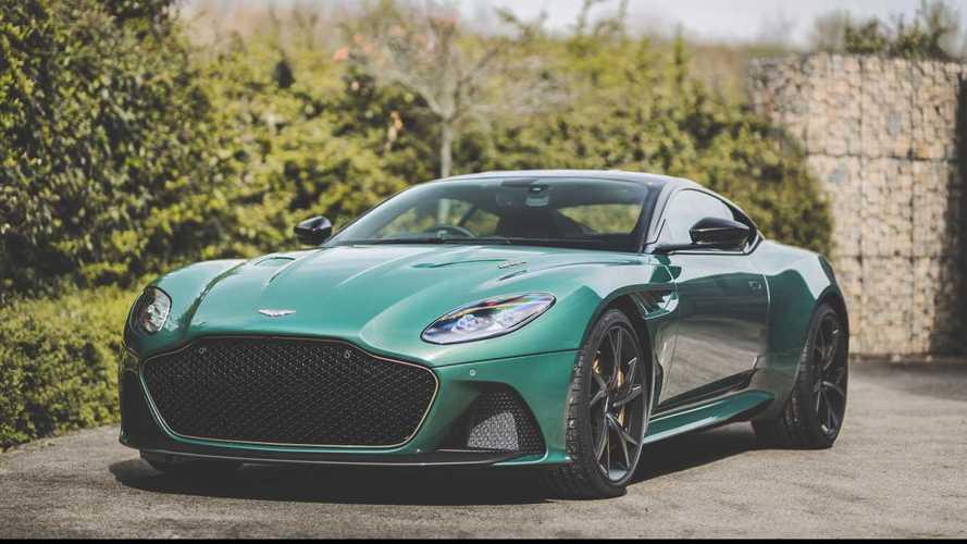 Aston Martin DBS 59 - Voici le premier des 24 exemplaires !
