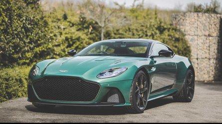 Así es el primer Aston Martin DBS 59, una edición especial histórica