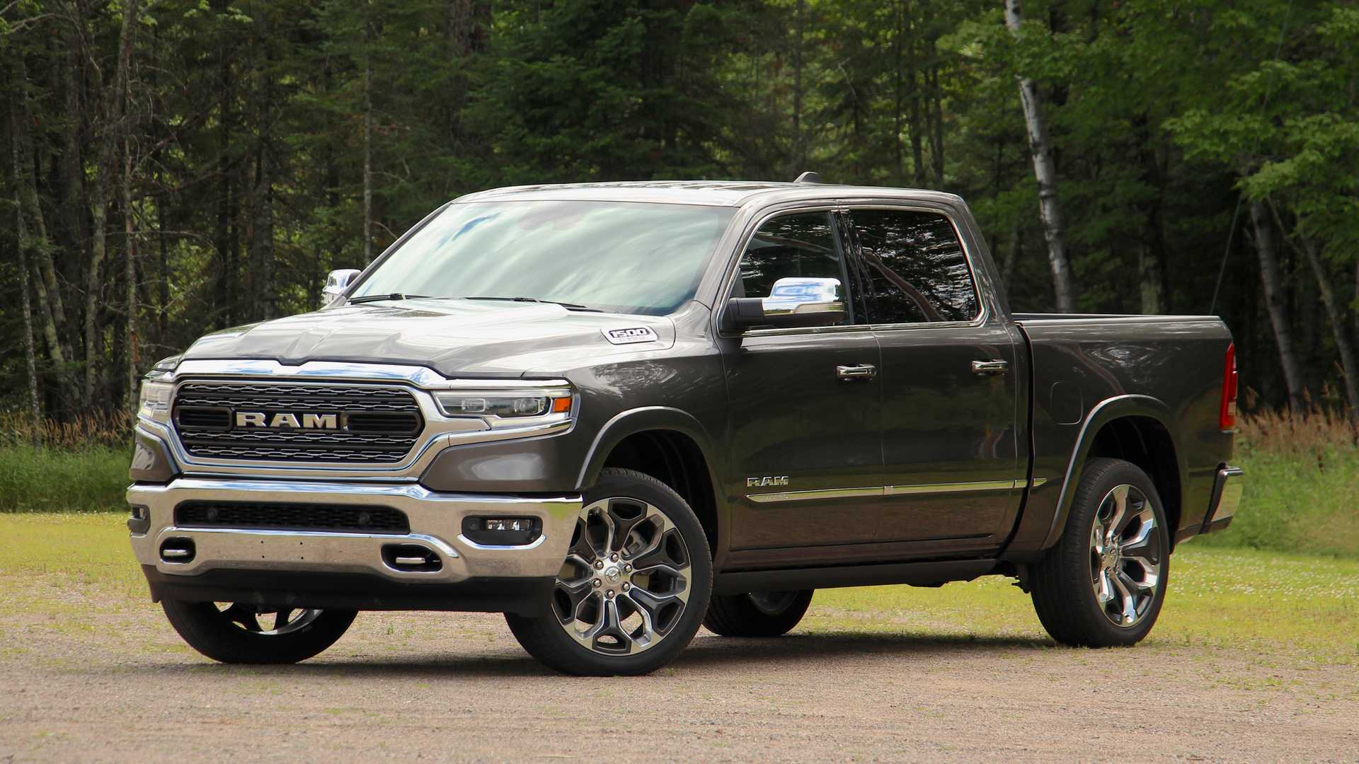 2020 Ram 1500 Ecodiesel Priced Below F 150 Silverado Diesels