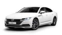 2020 Volkswagen Arteon (UK)