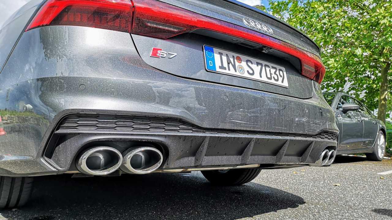Échappements Audi S7 TDI