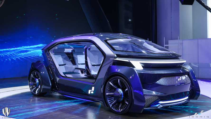 W Motors Muse (2019): Autonom fahrendes Elektroauto in Shanghai