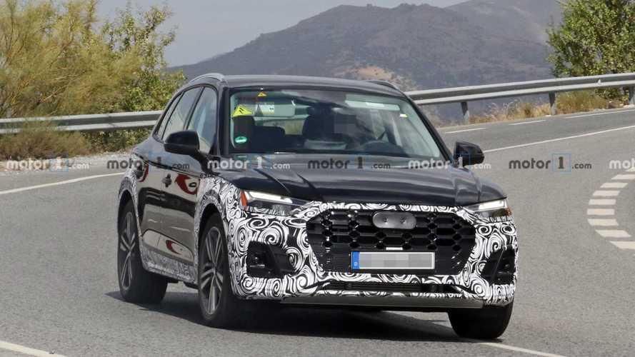 Audi Q5, nel 2020 un aggiornamento in stile Q8