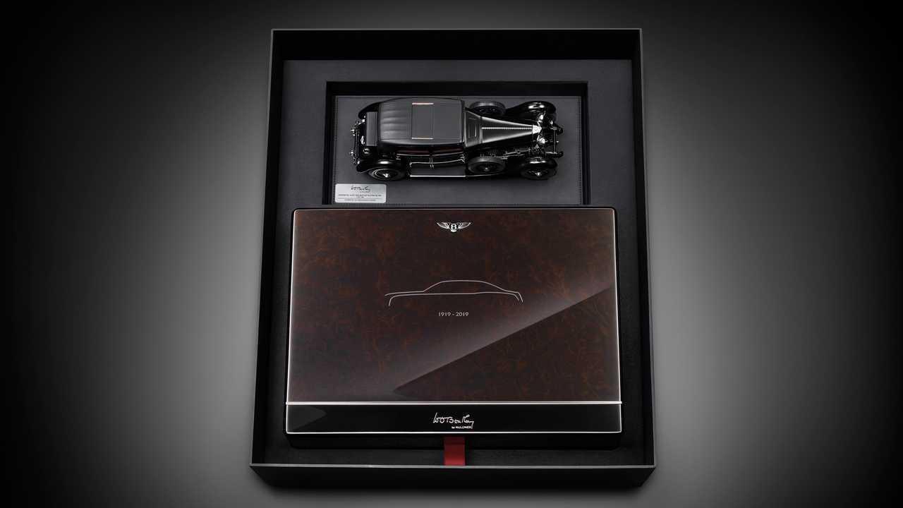 Bentley Mulsanne W.O. Edition by Mulliner key case
