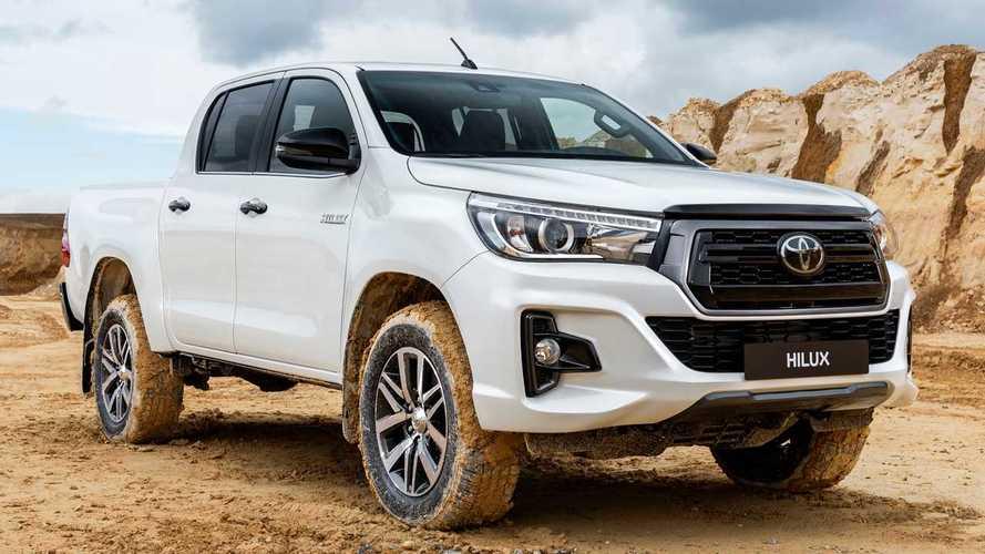 Toyota Hilux, restyling di qualità