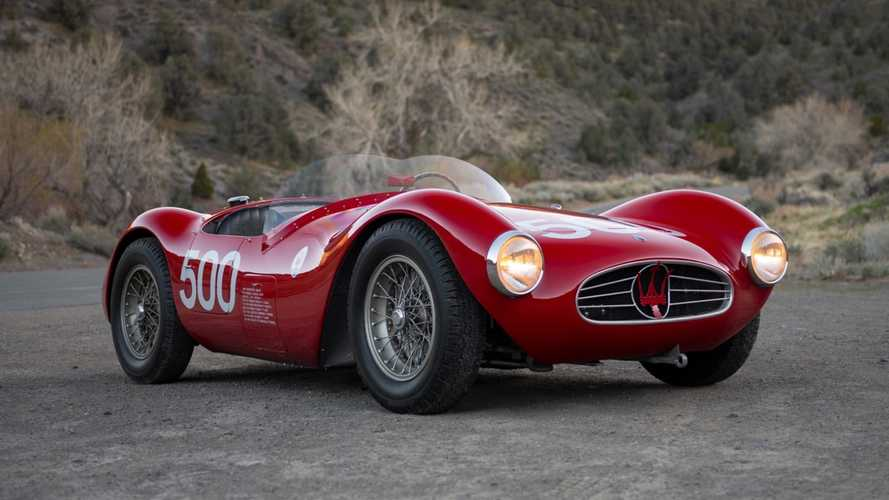 Rare Maserati Heads To Monterey With A $3.75 Million Estimate
