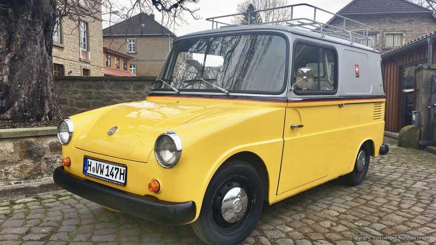 Volkswagen Typ 147: Kennen Sie Fridolin?