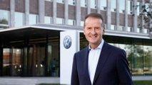 VW-Chef Diess: Kooperation mit Ford kurz vor dem Abschluss